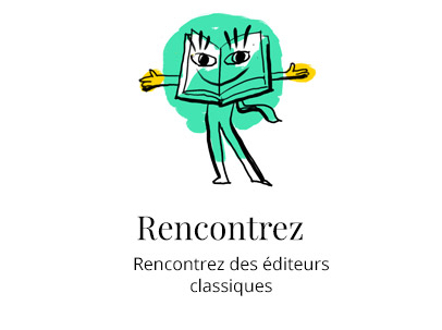 Illustration rencontre éditeurs